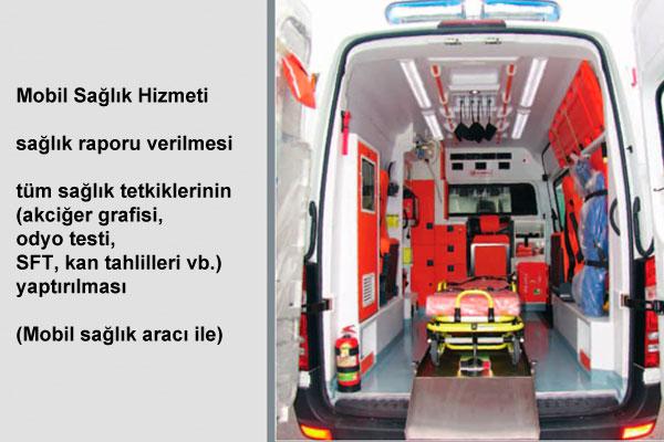 Mobil Sağlık Hizmeti